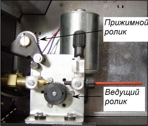 Подающий механизм
