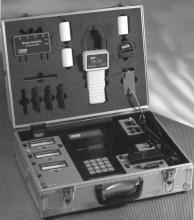 Систем для измерения и регистрации параметров сварки