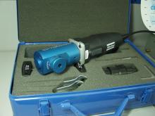 Переносной аппарат для заточки электрода