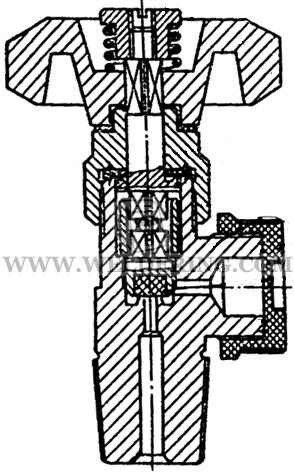 Баллонный вентиль